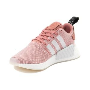 Adidas R2 Nmd Ceniza De Color Rosa XtIzn3jPKR